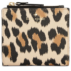Kate Spade Adalyn Bifold Coin Zipper Small Wallet